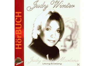 Judy Winter - Judy Meets Marlene  - (CD)
