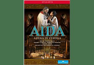 He Hui/Berti/Ulbrich, Oren/He/Berti/Ulbrich - Aida  - (Blu-ray)