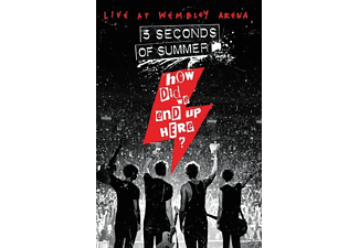 5 Seconds Of Summer - How Did We End Up Here? Live At Wembley Arena | DVD + Video Album