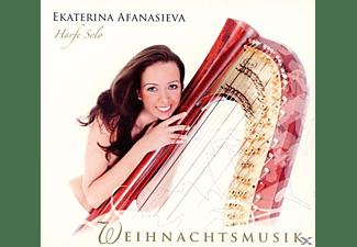 Ekaterina Afanasieva - Weihnachtsmusik  - (CD)