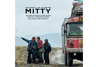 OST/VARIOUS - SECRET LIFE OF WALTER MITTY  - (Vinyl)