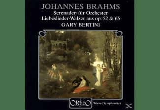 Gary Bertini, Ingrid Sieghart, Wiener Symphoniker - Serenaden Nr.1 & 2  - (Vinyl)