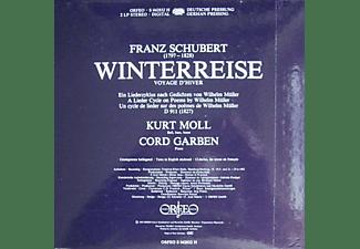 Kurt Moll, Cord Garben - Winterreise-Liederzyklus Nach Wilhelm Müller  - (Vinyl)