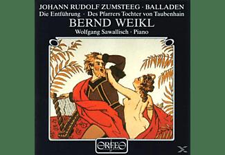 Wolfgang Sawallisch, Weikl Bernd - Balladen: Die Entführung/Des Pfarrers...  - (Vinyl)
