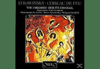 Wiener Symphoniker, Wolfgang Sawallisch, Emile Naoumoff - Der Feuervogel (Fassung Für Klaviere)  - (Vinyl)