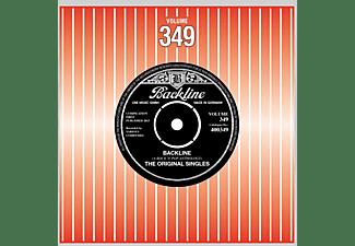 VARIOUS - Backline Vol.349  - (CD)