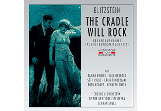 Chorus & Orchestra Of The New York City Opera - The Cradle Will Rock  - (CD)