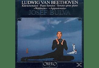 """Josef Bulva - Klaviersonaten Op.53 """"waldstein""""/F-Moll Op.57  - (Vinyl)"""