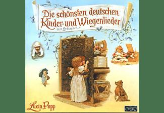 Lucia Popp, Instrumentalensemble - Die Schönsten Deutschen Kinder-Und Wiegenlieder  - (Vinyl)