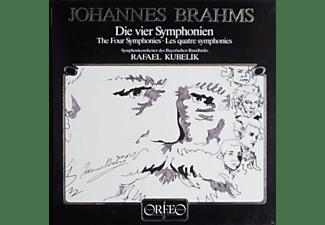 Symphonieorchester Des Bayerischen Rundfunks - Die Vier Sinfonien C-Moll/D-Dur/F-Dur/E-Moll  - (Vinyl)
