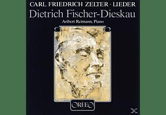 Dietrich Fischer-Dieskau, Aribert Reimann - Lieder:Die Sänger D.Vorwelt/Wand'rers Nachtlied/+  - (Vinyl)