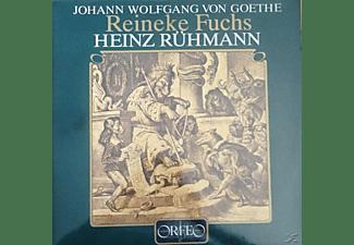 Heinz Rühmann - Reineke Fuchs - Tierfabel In Zwölf Gesängen  - (Vinyl)