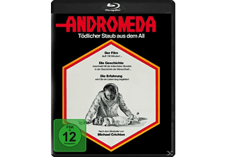 Andromeda - Tödlicher Staub aus dem All Blu-ray