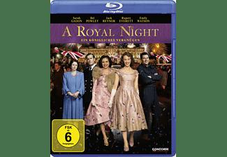 A Royal Night - Ein königliches Vergnügen Blu-ray