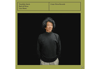 Toyohiko Satoh - Bach & Weiss  - (CD)