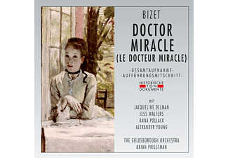 The Goldsborough Orchestra - Doctor Miracle (Le Docteur Miracle)  - (CD)