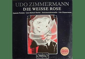 Gabriele Fontana, Lutz-Michael Harder, Instrumentalensemble - Die Weisse Rose-Szenen Für 2 Sänger U.Instr.Ens.  - (Vinyl)