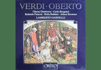 VARIOUS, Chor Des Bayerischen Rundfunks, Münchner Rundfunkorchester - Oberto-Oper In Zwei Akten (Ga) Italienisch  - (Vinyl)