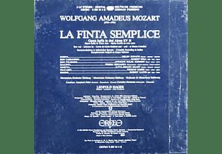 VARIOUS, Mozarteum-orchester Salzburg - La Finta Semplice-Opera Buffa In Tre Atti Kv 51  - (Vinyl)