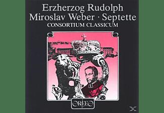 """Consortium Classicum - Septett E-Moll/Septett """"aus Meinem Leben"""" E-Dur  - (Vinyl)"""