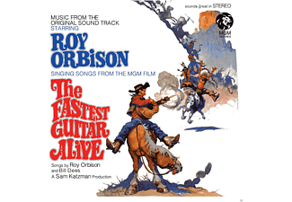 Roy Orbison - The Fastest Guitar Alive (2015 Remastered) - (CD)