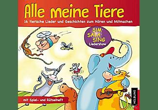 Jako - Alle meine Tiere  - (CD)