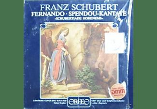 Edith Mathis, Gabriela Sima, Heiner Hopfner, Orf Symphonie Orchester - Fernando D 220/Kantate Zu Ehren V.J.Spendou D 472  - (Vinyl)