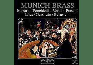 Munich Brass - Munich Brass Ii  - (Vinyl)