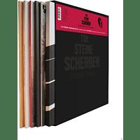 Ton Steine Scherben - Gesamtwerk-Die Studioalben [Vinyl]