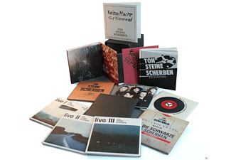 Ton Steine Scherben - Gesamtwerk  - (CD + Buch)