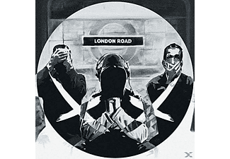 Modestep - London Road (Limited Signed Edition)  - (CD)