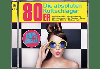 VARIOUS - 80er-Die Absoluten Kultschlager  - (CD)