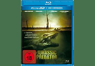 Jurassic Predator Real 3D 3D Blu-ray