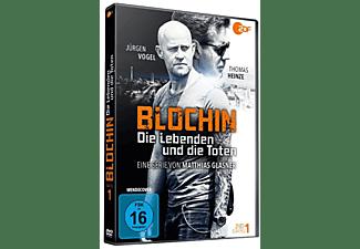 Blochin - Die Lebenden und die Toten - Staffel 1 DVD