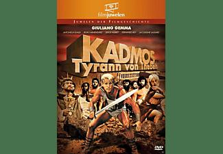 Kadmos - Tyrann von Theben DVD