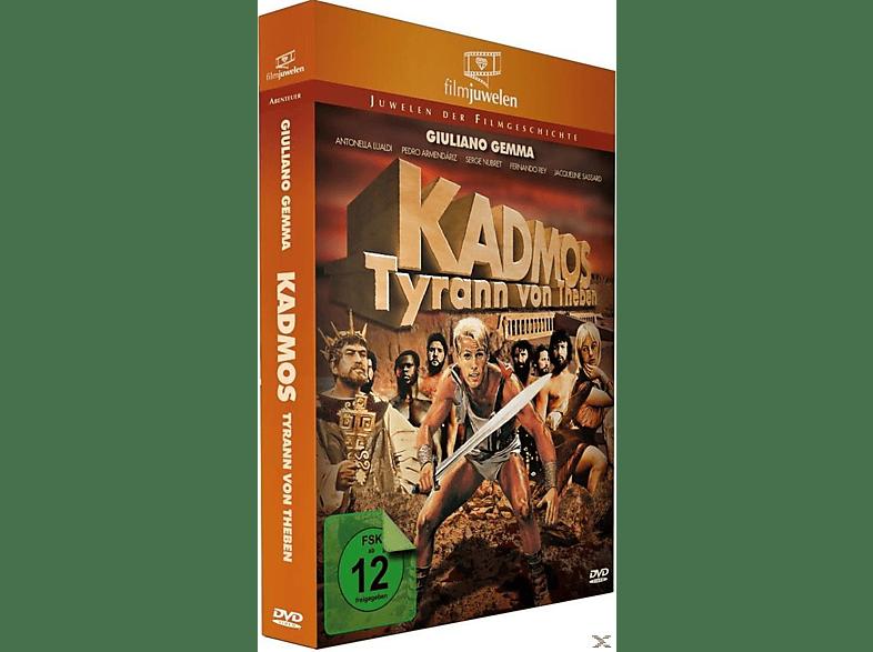 Kadmos - Tyrann von Theben [DVD]