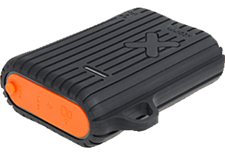 XTORM Wasserdichte Power Bank AL420 Xtreme 10.000 AL420 Schwarz/Orange