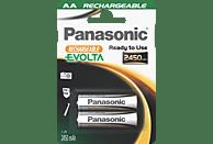 PANASONIC HHR-3XXE/2BC AA Mignon Akku  2 Stück
