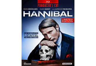 Hannibal - Staffel 1 (Producer's Cut / Limited Edition) Blu-ray