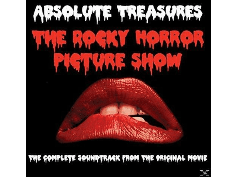 Rocky Horror Picture Show - The Rocky Horror Picture Show-Absolute Treasures [Vinyl]