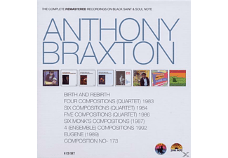 Anthony Braxton - Anthony Braxton - (CD)