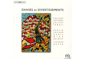 Berlin Philharmonic Wind Quintet - Tänze und Divertissements - (SACD Hybrid)