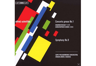Cape Philharmonic Orchestra - Concerto Grosso 1/Sinfonie 9 - (CD)