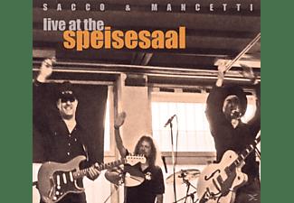 Sacco - Live At The Speisesaal  - (CD)