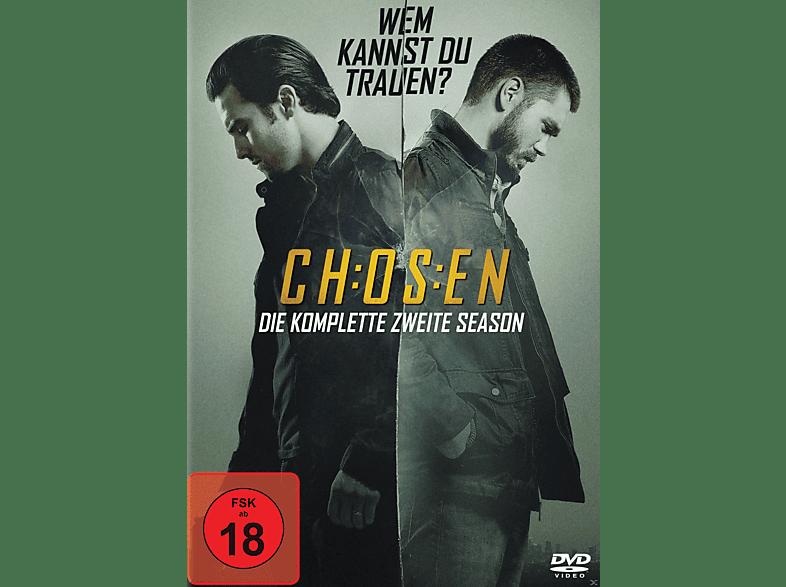 Chosen - Staffel 2 [DVD]