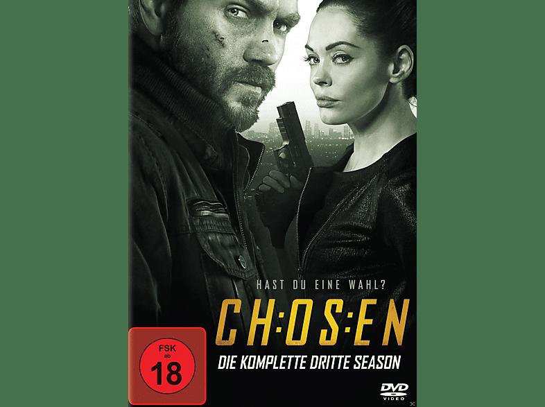 Chosen - Staffel 3 [DVD]