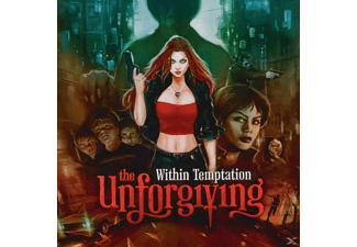 Within Temptation - The Unforgiving  - (CD)