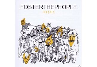Foster The People - Torches  - (CD)