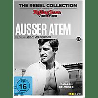 Außer Atem (Rebel Collection) [DVD]