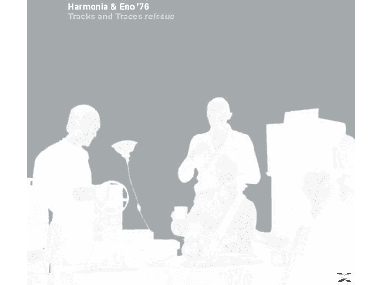 Harmonia & Eno '76 - Tracks And Traces Reissue [Vinyl]